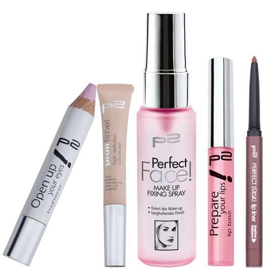 p2 cosmetics trendige Herbst-Neuheiten für Teint & Lippen