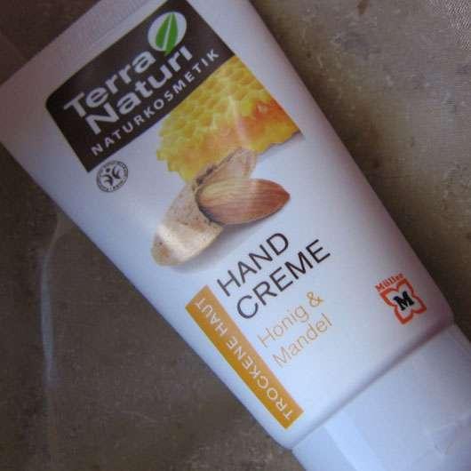 Terra Naturi Hand Creme Honig & Mandel (für trockene Haut)