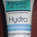 """Rival de Loop """"Hydro"""" Augenkonturen Creme-Gel – für feuchtigkeitsarme Haut"""