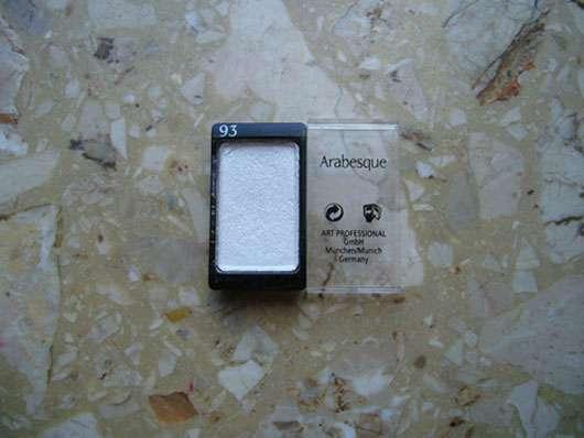 Arabesque Kompakter Lidschattenpuder, Farbnr.: 93