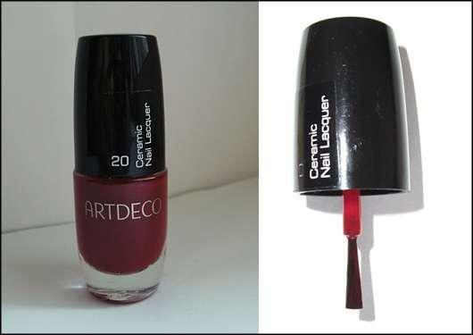 Artdeco Ceramic Nail Lacquer, Farbe: 20