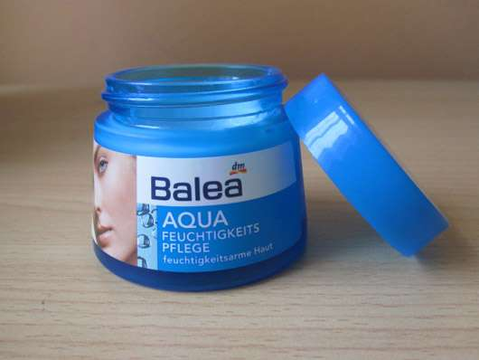 Balea Aqua Feuchtigkeitspflege