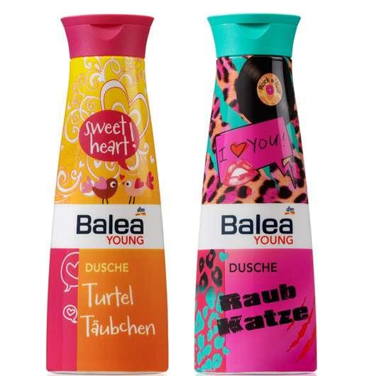 Balea YOUNG Dusche Raubkatze & Turteltäubchen