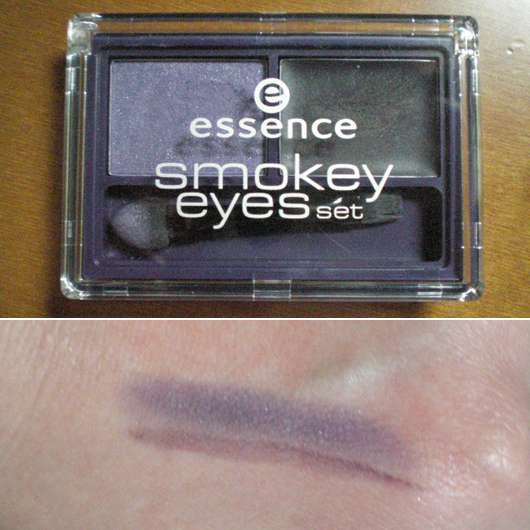 essence smokey eyes set, Farbe: Purple Maniac