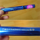essence stays on and on and on Mascara, Farbe: Schwarz
