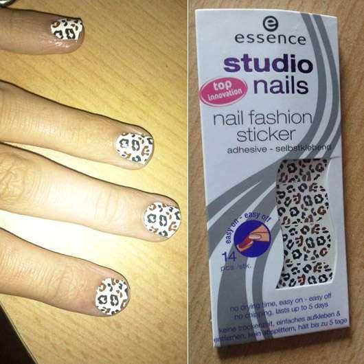 essence studio nails nail fashion sticker – 01 cool cover