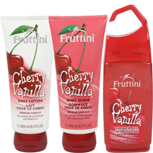 Fruttini Cherry Vanilla