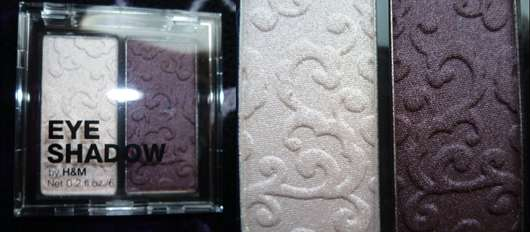 H&M Eye Shadow Duo, Farbe: Most Wanted Beauty