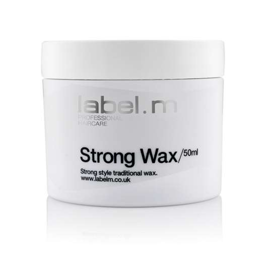 label.m Strong Wax