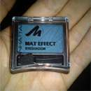Manhattan Mat Effect Eyeshadow, Farbe: 78X Mat Petrol