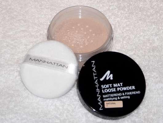 Manhattan Soft Mat Loose Powder, Nuance: Natural