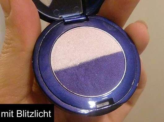 "p2 ""meet me at 12:30"" lovely duo eye shadow, Farbe: 010 Desiring Violet"