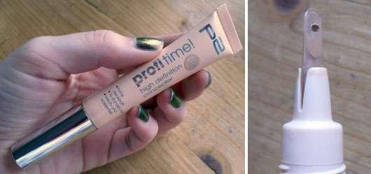 p2 profi time! high definition concealer, Nuance: 010 beige