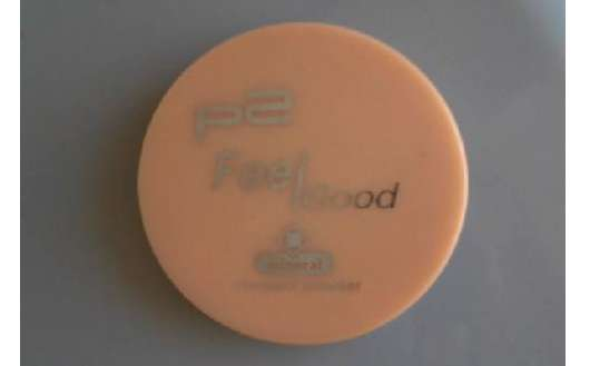 p2 Feel Good Mineral Compact Powder, Nuance: 030 beige desert