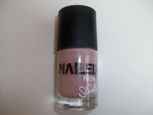 """Sleek MakeUP """"Nailed"""" Nail Polish, Farbe: Bare 35"""