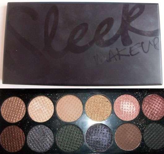 Sleek MakeUP Storm Lidschatten Palette