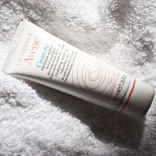 Eau Thermale Avène Clean-Ac Beruhigende Feuchigkeitspflege