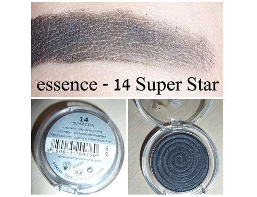 essence mono eyeshadow, Farbe: 15 Super Star