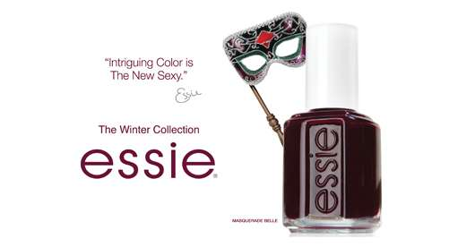 "essie Winter Collection 2010 ""A Winter's Tale"""