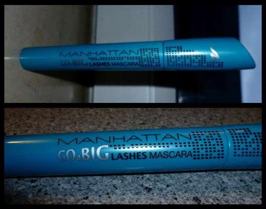 Manhattan Go4Big Lashes Mascara