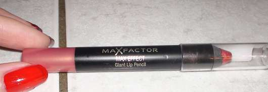 Max Factor Max Effect Giant Lip Pencil, Farbe: Innocent Pink 01
