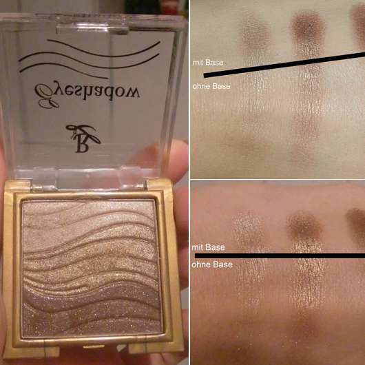 "Rival de Loop Eyeshadow, Farbe: 01 Brown Sugar (aus der ""Satin Feeling"" LE)"