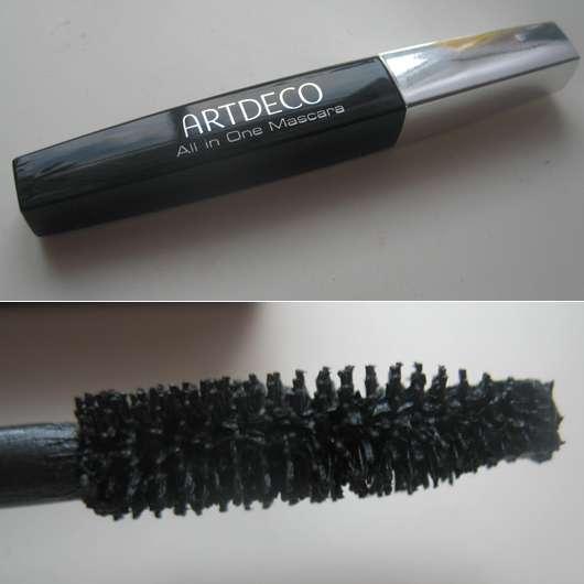 Artdeco All in One Mascara, Farbe: Grey