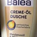 Balea Creme-Öl Dusche mit Marulanussöl und Milchprotein