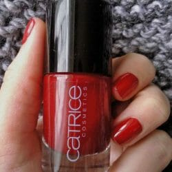 Produktbild zu Catrice Ultimate Nail Lacquer – Farbe: 070 Caught On The Red Carpet