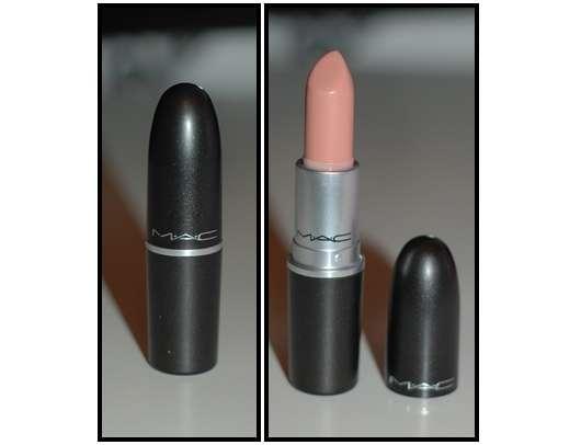 M.A.C. Cremesheen Lipstick, Farbe: Creme d' nude