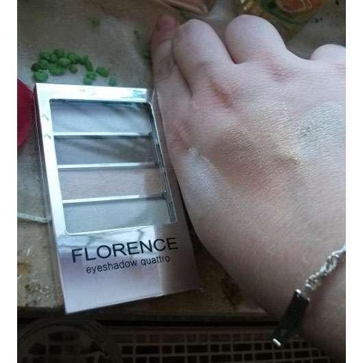Florence Eyeshadow Quattro, Farb-Nr.: 3