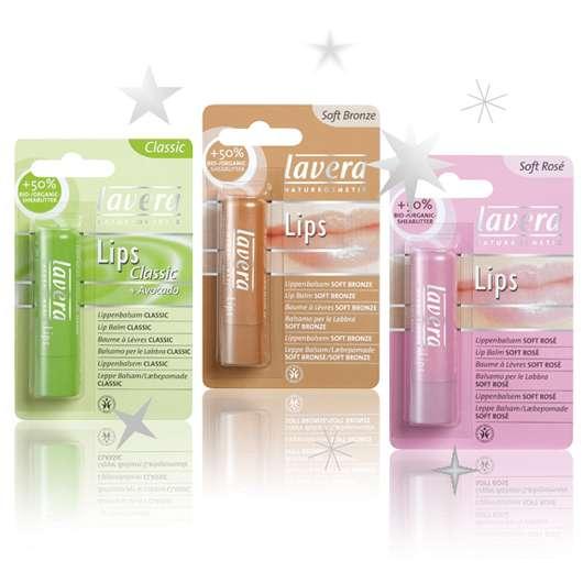 lavera Lips – Schützende Pflege für zarte Lippen