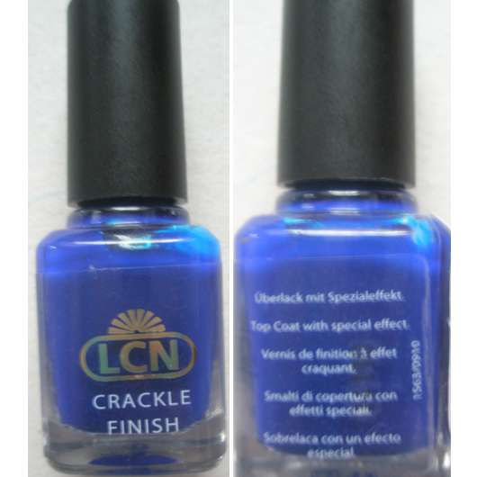 LCN Crackle Finish, Farbe: Blau