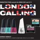 "MANHATTAN LIMITED EDITION ""LONDON CALLING"""