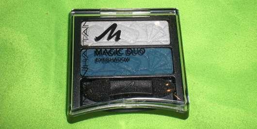 Manhattan Magic Duo Eyeshadow Diamond Edition, Farbe Blue Sapphire