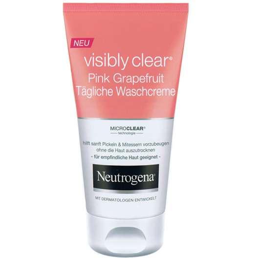 Neutrogena® Visibly Clear® Pink Grapefruit Tägliche Waschcreme