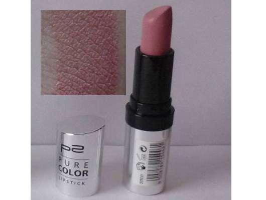 p2 pure color lipstick, Farbe: 020 sunset boulevard