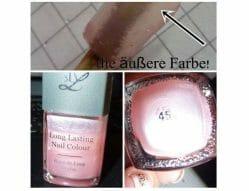 Produktbild zu Rival de Loop Long Lasting Nail Colour – Farbe: 45