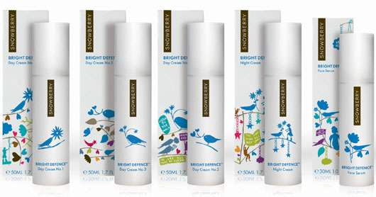 Snowberry Bright Defence™ Hautpflegelinie