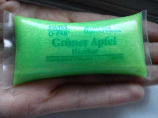 Swiss O Par Haarkur Grüner Apfel