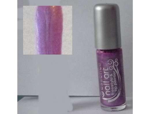 essence nail art freestyle & tip painter, Farbe: 06 metallics 4 ever