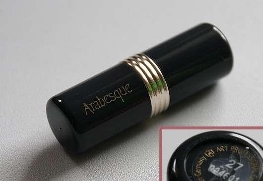 Arabesque Fruity Lipstick, Farbnr.: 27 (Duneklrot)