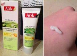 Produktbild zu Aok Pur Balance Porenverfeinernde Tagescreme