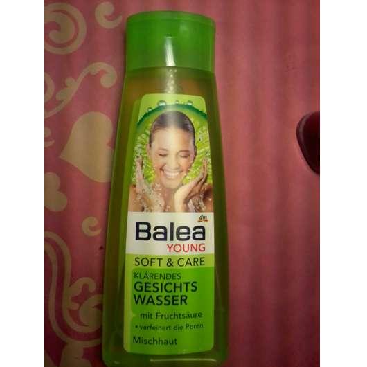 Balea Young Soft & Care Klärendes Gesichtswasser (für Mischhaut)