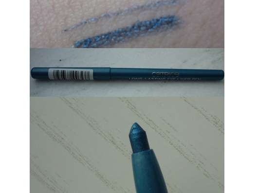 Catrice Long Lasting Eye Liner Pen, Farbe: 080 I Like Blue Mondays