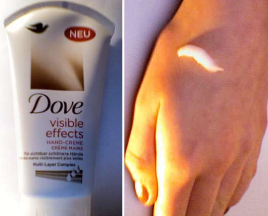 Dove Visible Effects Hand-Creme