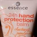 "essence 24h hand protection balm ""chai tea & mandarine"" (winter edition)"
