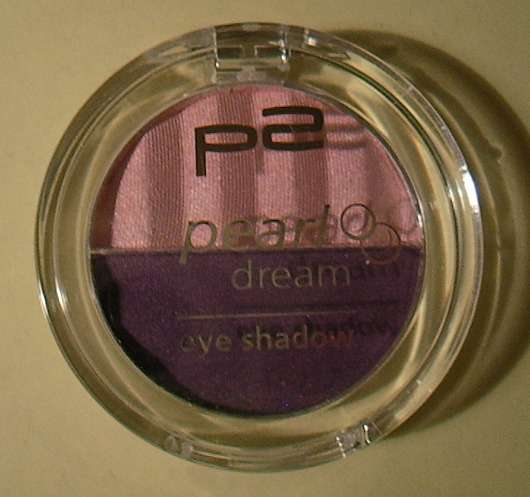 p2 pearl dream eye shadow, Farbe: 010 forbidden couture