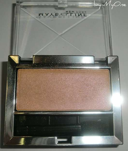 Maybelline New York Eyestudio Mono Lidschatten, Farbe: 330 Gold Diamond