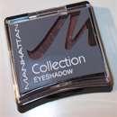 Manhattan Collection #2 Eyeshadow, Farbe: 1 Dark Chocolate